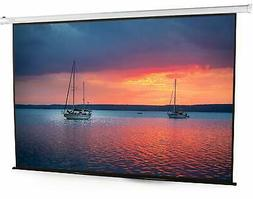 100 inch Electric Motorized Projector Screen |100 inch Diago