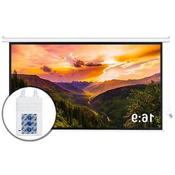 Neewer 110-inch Motorized Projector Screen with Remote Contr