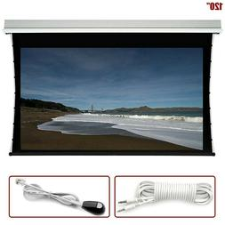 """120"""" 16:9 Electric Motorized Projection Projector Screen In"""