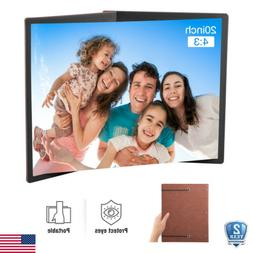 120 Inch 16:9 Foldable Projector Screen Home Theater Movie 4
