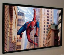 """175"""" Xtra Wide 2.35:1 Movie Projector BARE Projection Screen"""