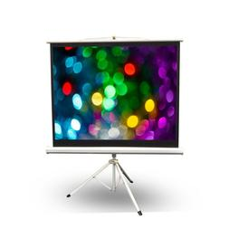PYLE 50-inch Video Projector Screen Easy Fold-Out Roll-Up Pr