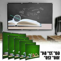 60-120 inch HD Projector Screen 16:9 Home Cinema Theater Pro