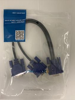 Cable Matters VGA Splitter Cable  for Screen Duplication - 1