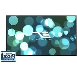 "Elite Screens - Aeon Edge Free 120"" Projector Screen - White"