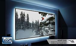 "Elite Screens - Aeon Edge Free 100"" Projector Screen - White"