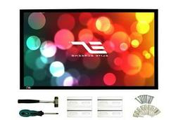 Elite Screens Sable Frame 2 Series, 120-inch Diagonal 16:9,
