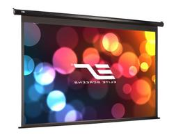 Elite Screens VMAX2, 110-inch 16:9, Wall Ceiling Electric Mo