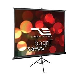 Elite Screens Tripod Series, 120-INCH 4:3, Adjustable Multi