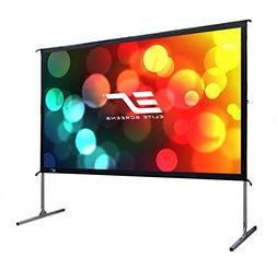 Elite Screens Yard Master 2 OMS110H2 Projection Screen - 110
