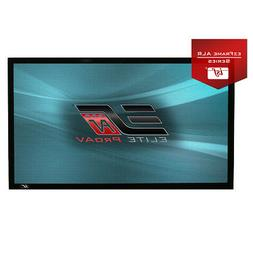 "Elite Screens ezFrame CineGrey 5D, 120"" Diagonal 16:9, 8K 4K"