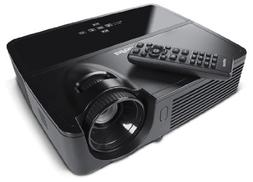 InFocus IN112 Portable DLP Projector, 3D ready, SVGA, 2700 L
