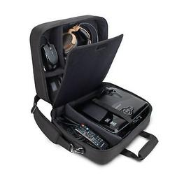 Protective Travel Safe Portable Projector Carrying Case with
