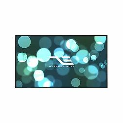"Elite Screens Aeon Series 110"" Diagonal Edge-Free Screen w/"