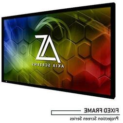 Akia Screens 110 INCH Projector 169 Fixed Frame 8K / 4K Ultr