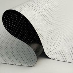 Carl's 7% Nano Perforated Acoustic FlexiWhite Projector Sc