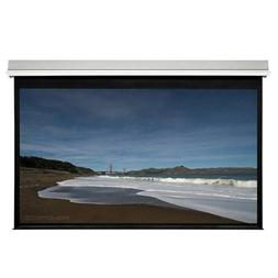 Monoprice Ceiling Recessed Motorized Projection Screen  w/ I