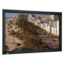 Cinema Contour Fixed Frame Projection Screen Viewing Area: 4