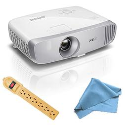 BenQ DLP HD 1080p Projector , Invisiplug 6-Outlet Surge Prot