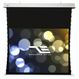 Elite Screens Evanesce Tab-Tension, 84-inch 4:3, Tensioned I