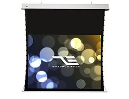 Elite Screens Evanesce Tab-Tension, 100-inch 16:9, Tensioned