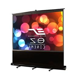 Elite Screens ezCinema Series, 150-INCH 4:3, Manual Pull Up