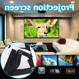 Hongfei Folding Projector Curtain 16:9 HD Display 60inch Pro