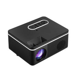 H90 home small projector portable mobile phone with the scre