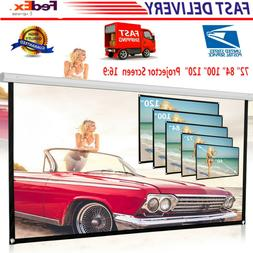 HD Projector Screen Home Cinema Theater Projection Portable
