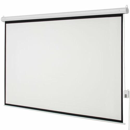Lightweight Pull Movie Projection Screen