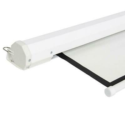 HD x Projector Screen Projection with Remote White