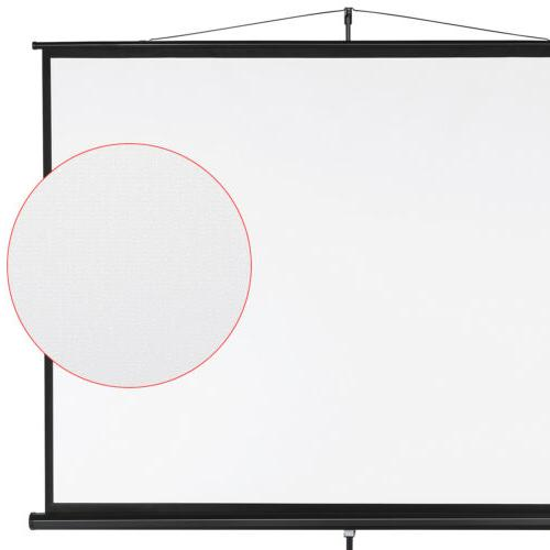 """100"""" Portable Projection with Stand Tripod"""