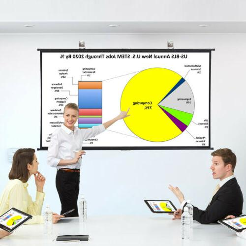 120 16 9 projection projector screens hd