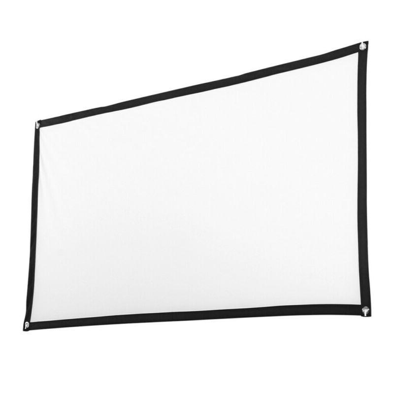"""60""""-120"""" 16:9 Home Projection Screen"""