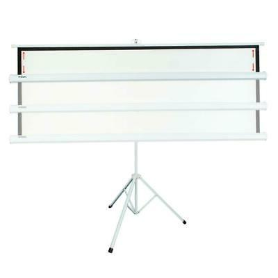Portable Projection Projector Screen Up with