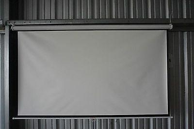 100 projector 16 9 projection screen white