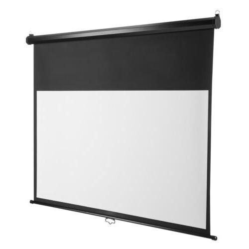 100'' Projection Electric Pull