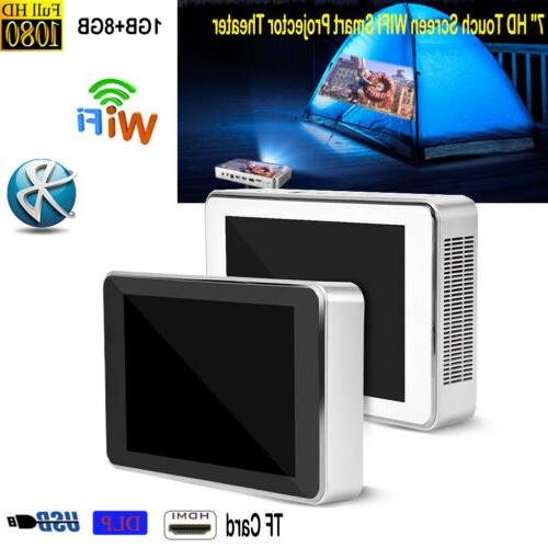 1080p hd 7 wifi bluetooth 3d dlp