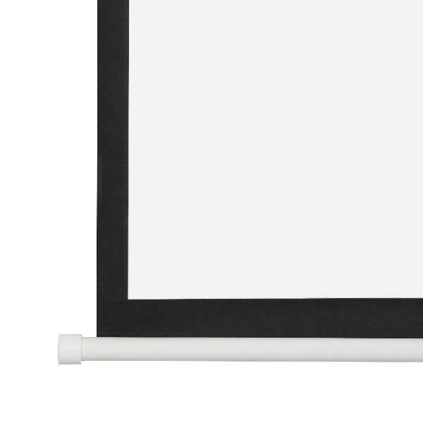 119 Pull Down Widescreen Projector Screen Theater