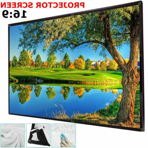 120 projector projection screen film 16 9