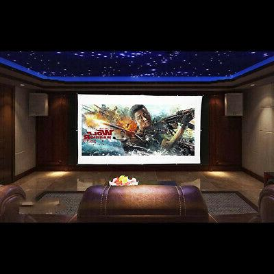 150''inch 16:9 Wall Projector Screen