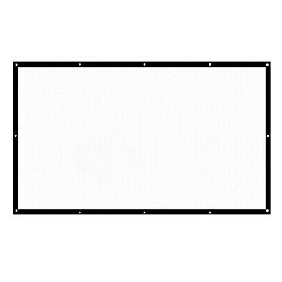 150''inch 16:9 Foldable Projector Screen Movie