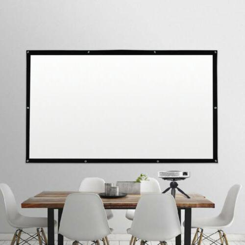 150 Inch Pull Down Projector Screen Home
