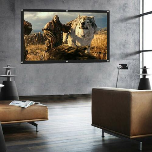150 Inch Pull Screen Home