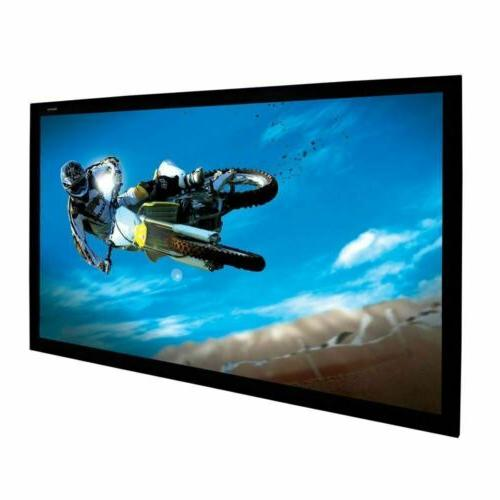 Ultra Projector ALR PVC Matte White Material 16:9