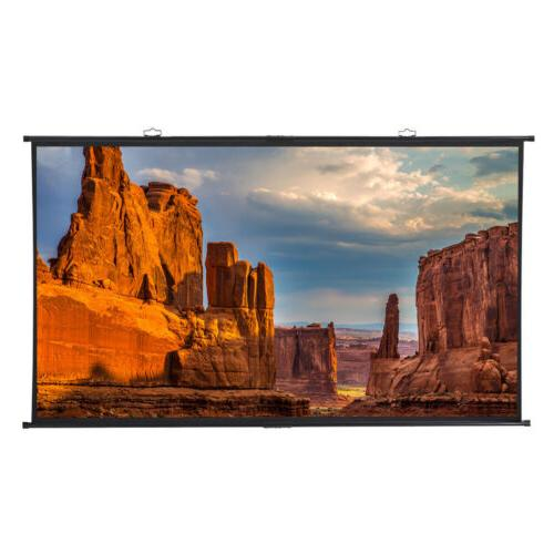 "100"" Foldable Home Projection Screen"