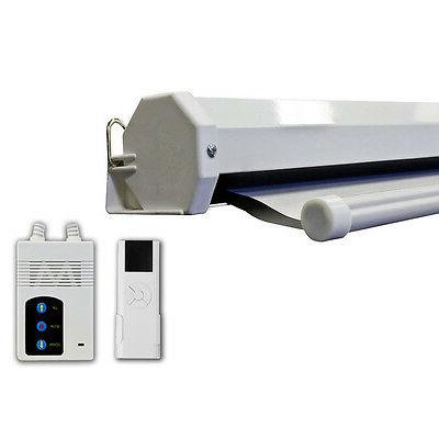 """100"""" 4:3 Electric Projector Screen Remote"""