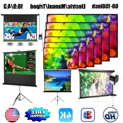 16 9 4 3 projection hd home