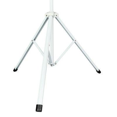 """100"""" Portable Projector White Stand"""