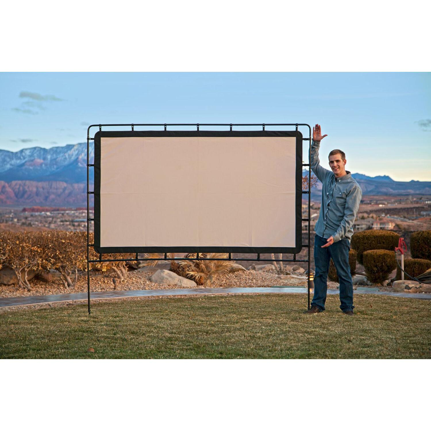 92 easy portable outdoor movie film game